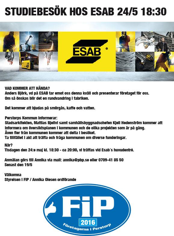 Esab Fip 20160509